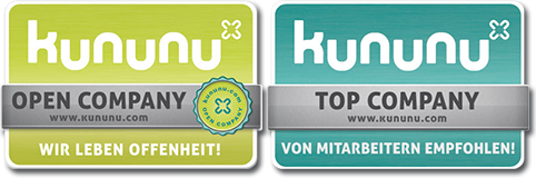 kununu: open company & top company